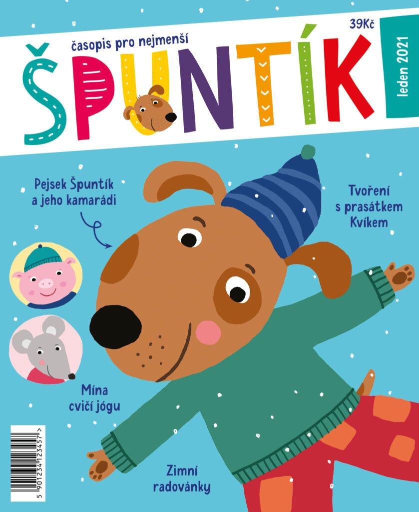 Špuntík - časopis pro nejmenší